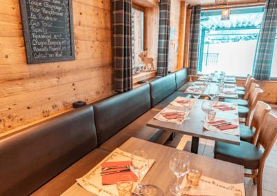 restaurant à la Feclaz Chambéry