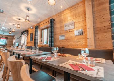 restaurant savoyard Le Saint jo