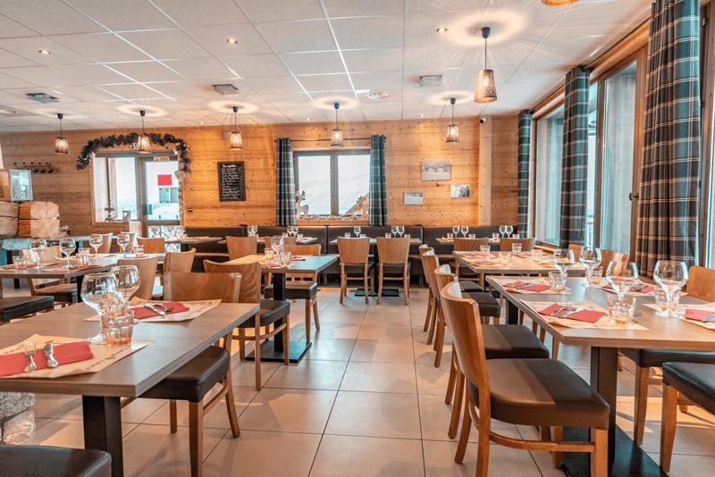 séminaires et repas de groupe en Savoie à la Feclaz